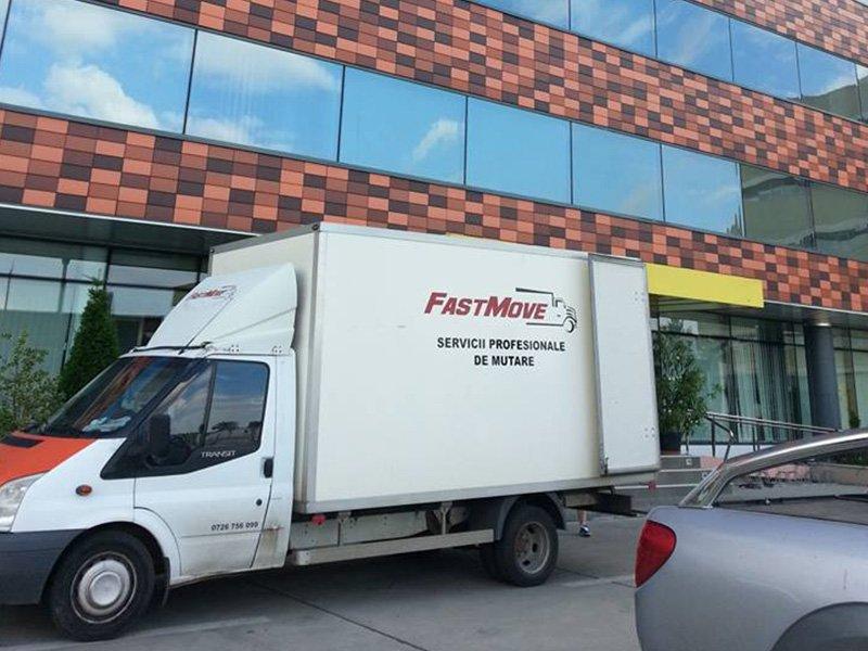 Transport Mobila Bucuresti