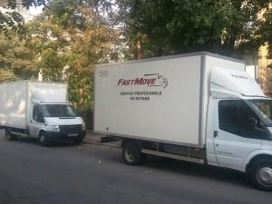 Servicii Transport Mobila